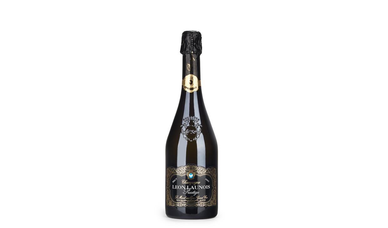 Шампанское Leon Launois Prestige Brut Grand Cru