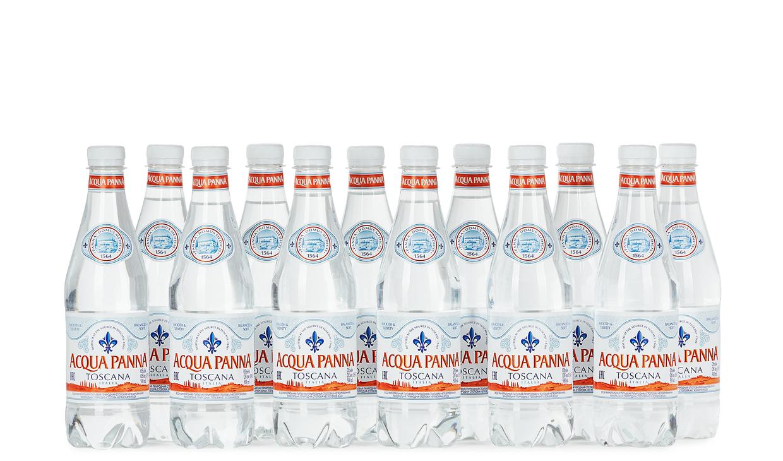 Ящик воды Acqua Panna 0.5 л