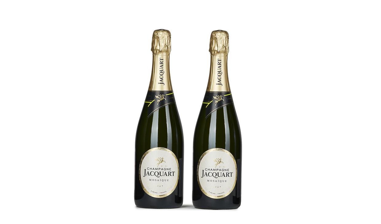 Пара шампанского Jacquart Mosaique