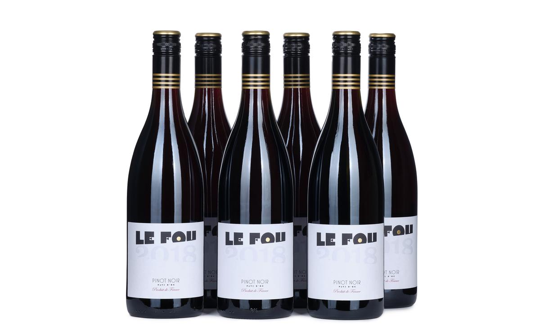 Ящик пино-нуара Le Fou