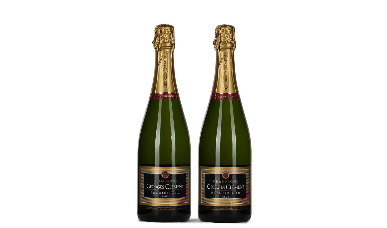 Свое шампанское Georges Clement 1er Cru Brut
