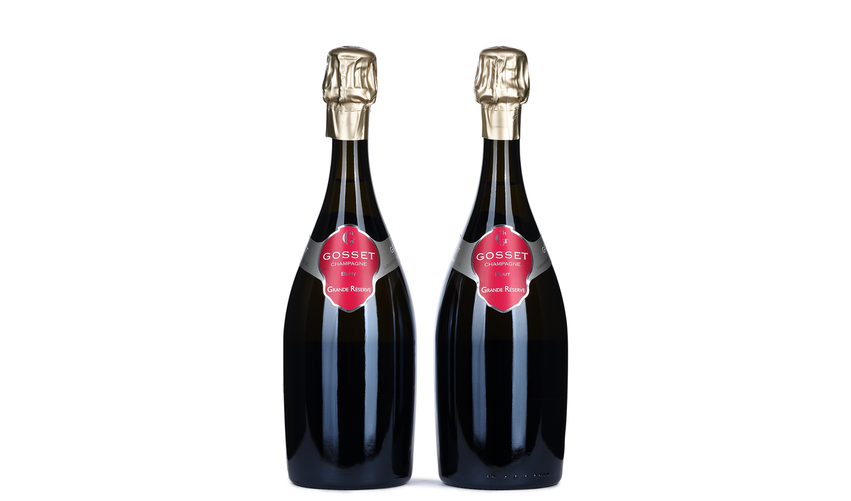 Пара шампанского Gosset Grande Reserve Brut