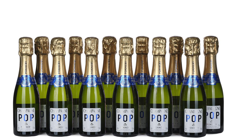 Дюжина шампанского Pommery POP