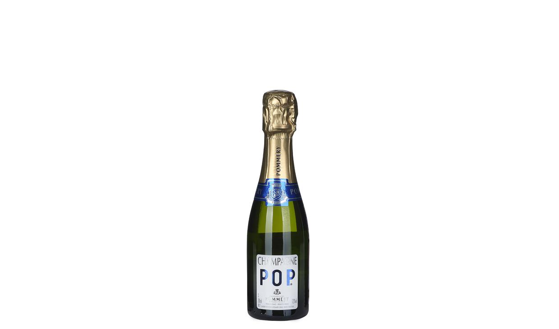 Бутылка шампанского Pommery POP