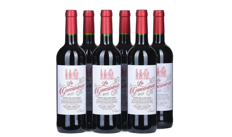 Ящик Le Gasconierre Rouge