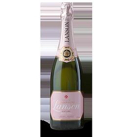 2011 Lanson Rose Label Brut Rose, Реймс, Шампань, Франция, игристое розовое брют