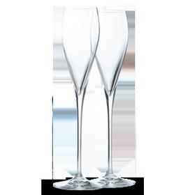 Два бокала Adina Prestige Sparkling WineSpiegelau